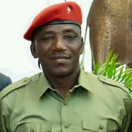 Nigerian Sports Minister Solomon Dalung has accused the IAAF of blackmail ©Facebook
