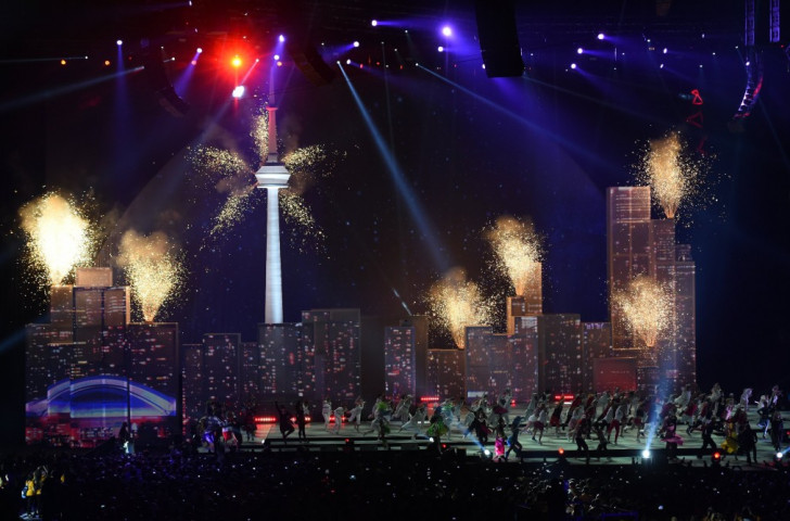 The Pan American Games: Closing Ceremony