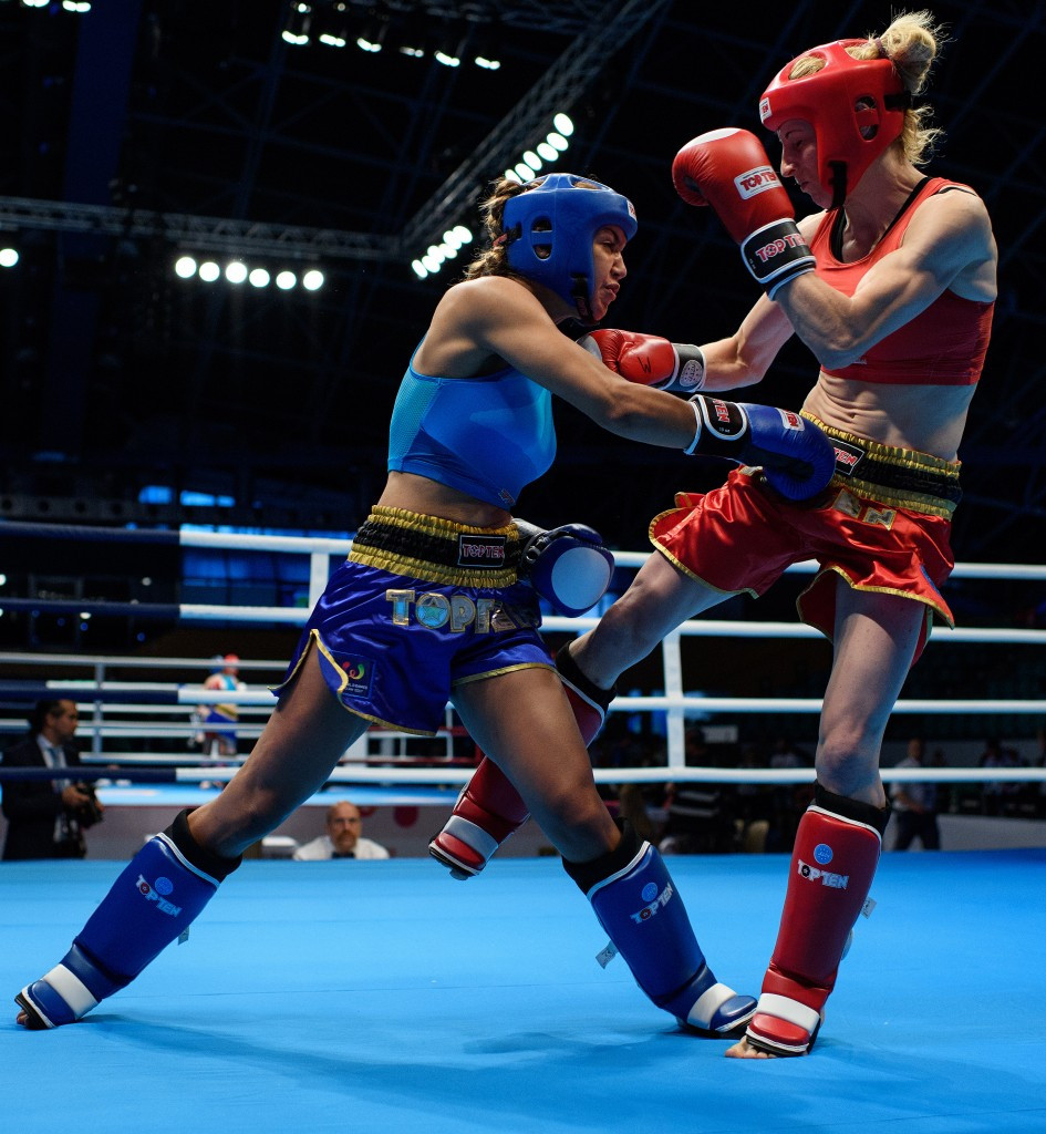 Memorable night for Poland as kickboxers deliver two gold medals