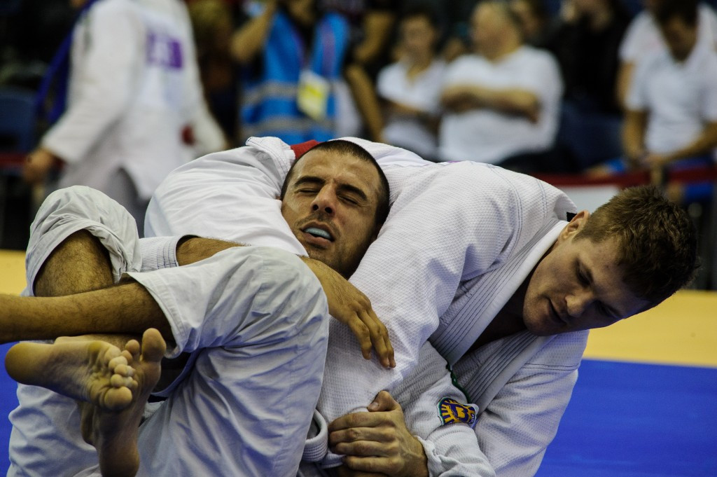 Jiu-jitsu action dominates eighth day of World Games competition