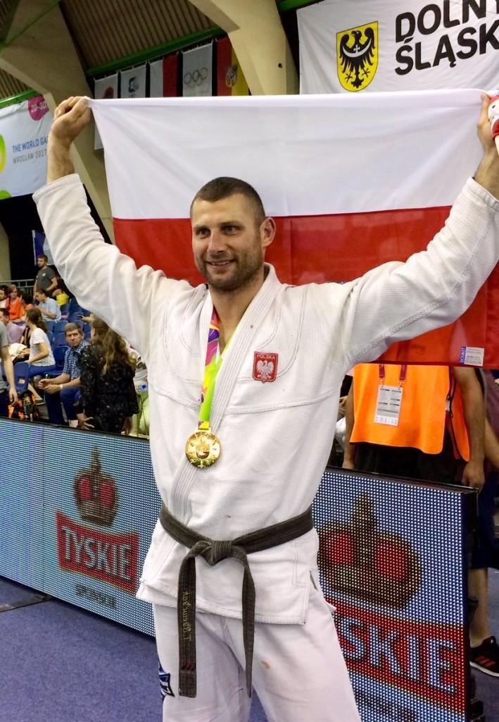 Szewczak delights Polish fans with Wrocław 2017 jiu-jitsu success