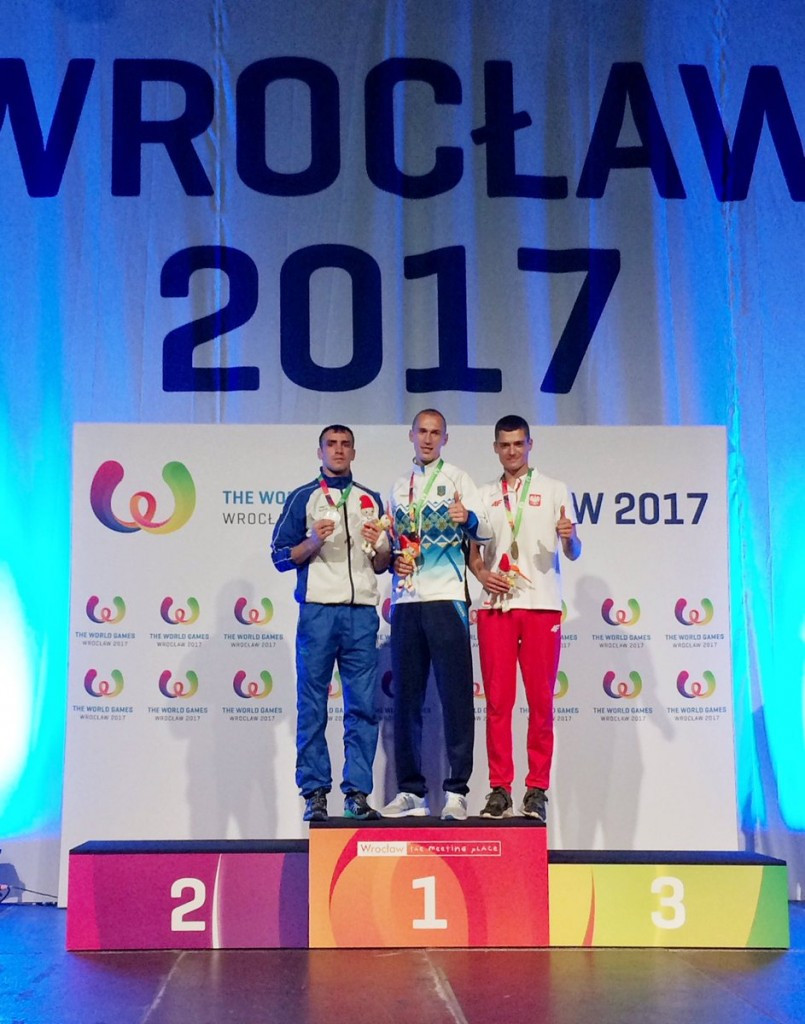Triple muaythai gold for Ukraine brings Wrocław 2017 competition to a close