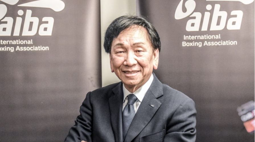 Wu steps down as AIBA President after 11 years in role