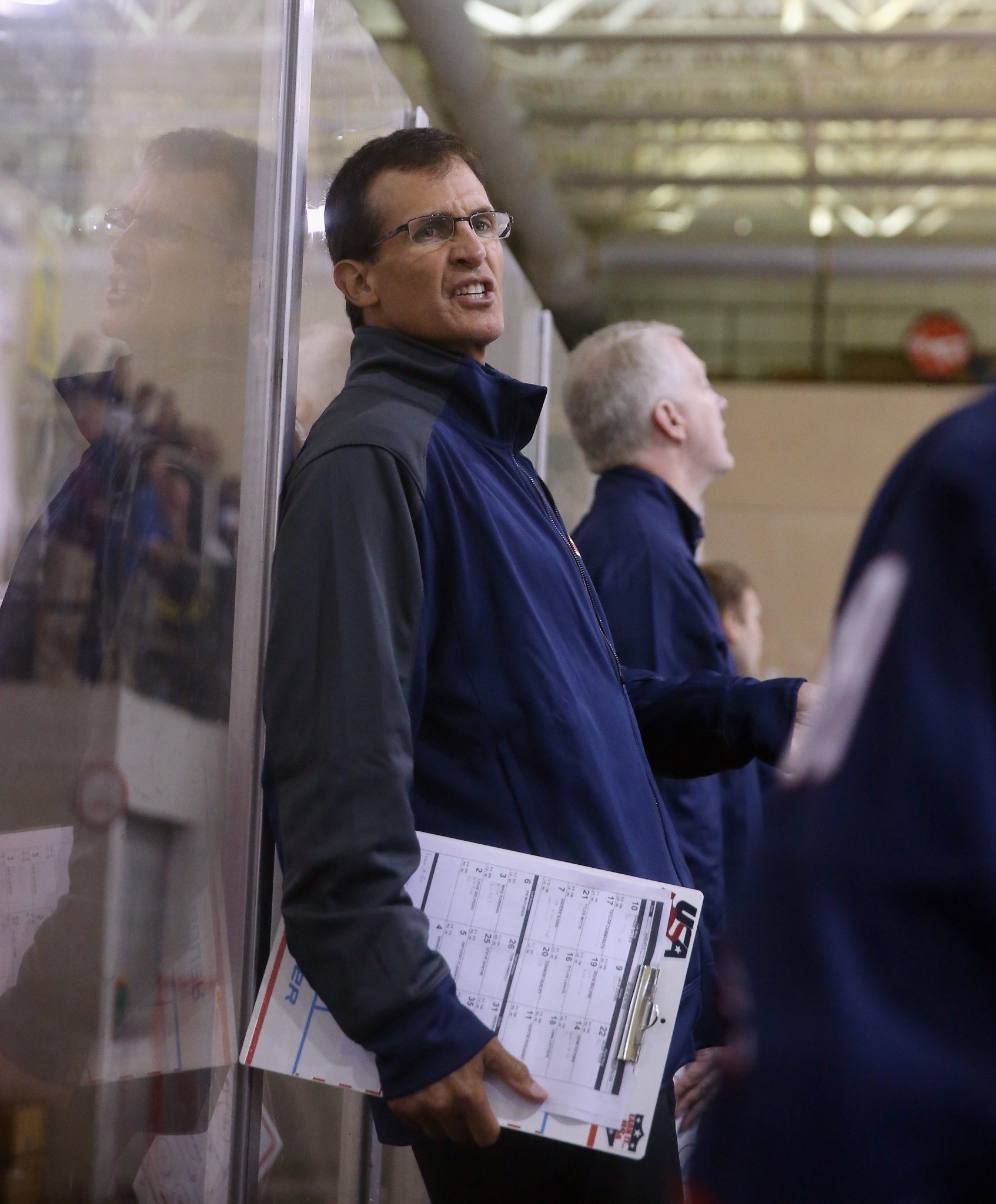 Tony Granato has been named head coach of the United States' men's ice hockey team for Pyeongchang 2018 ©Getty Images