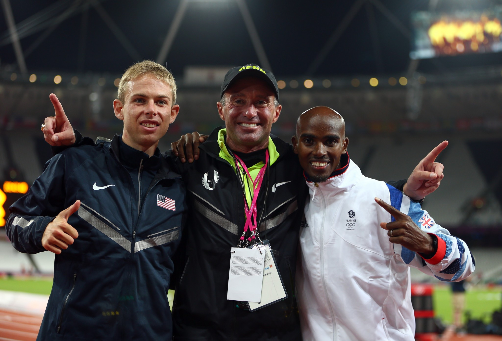 Athletes trained by Alberto Salazar, including Britain's four-time Olympic gold medallist Sir Mo Farah, are to be investigated by WADA following the American's four-year doping ban ©Getty Images