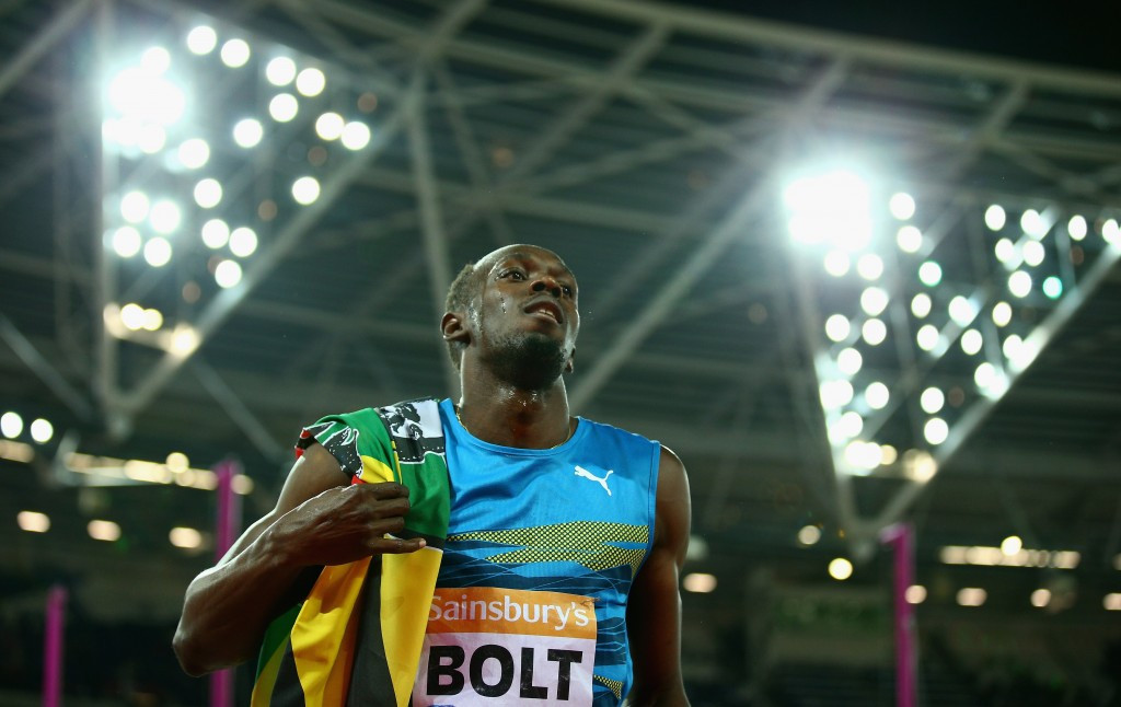 Usain Bolt's showdown with twice banned Justin Gatlin is set to be one of the big talking points of the IAAF World Championships