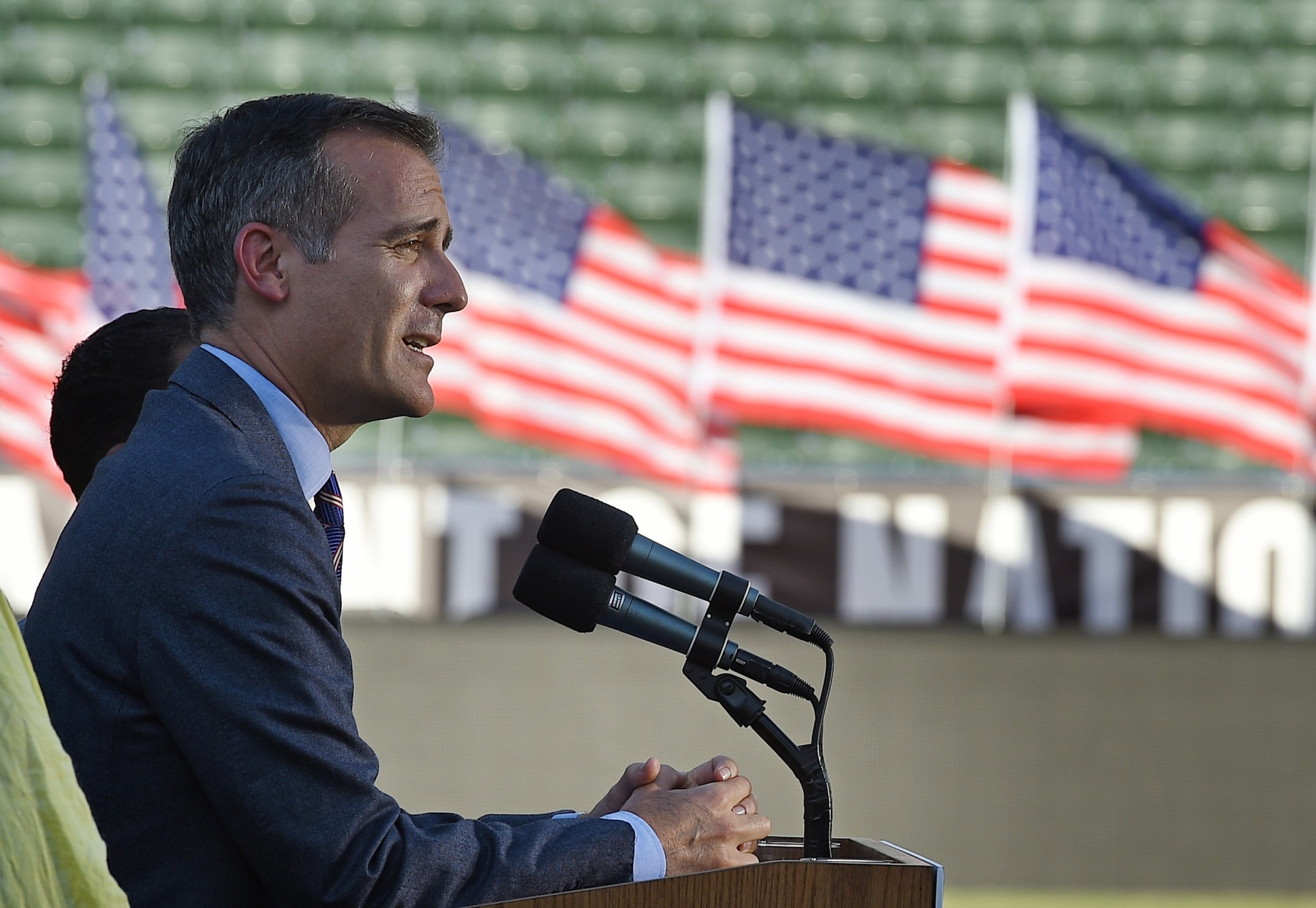 Los Angeles 2028 announce MoU with USOC and city authorities