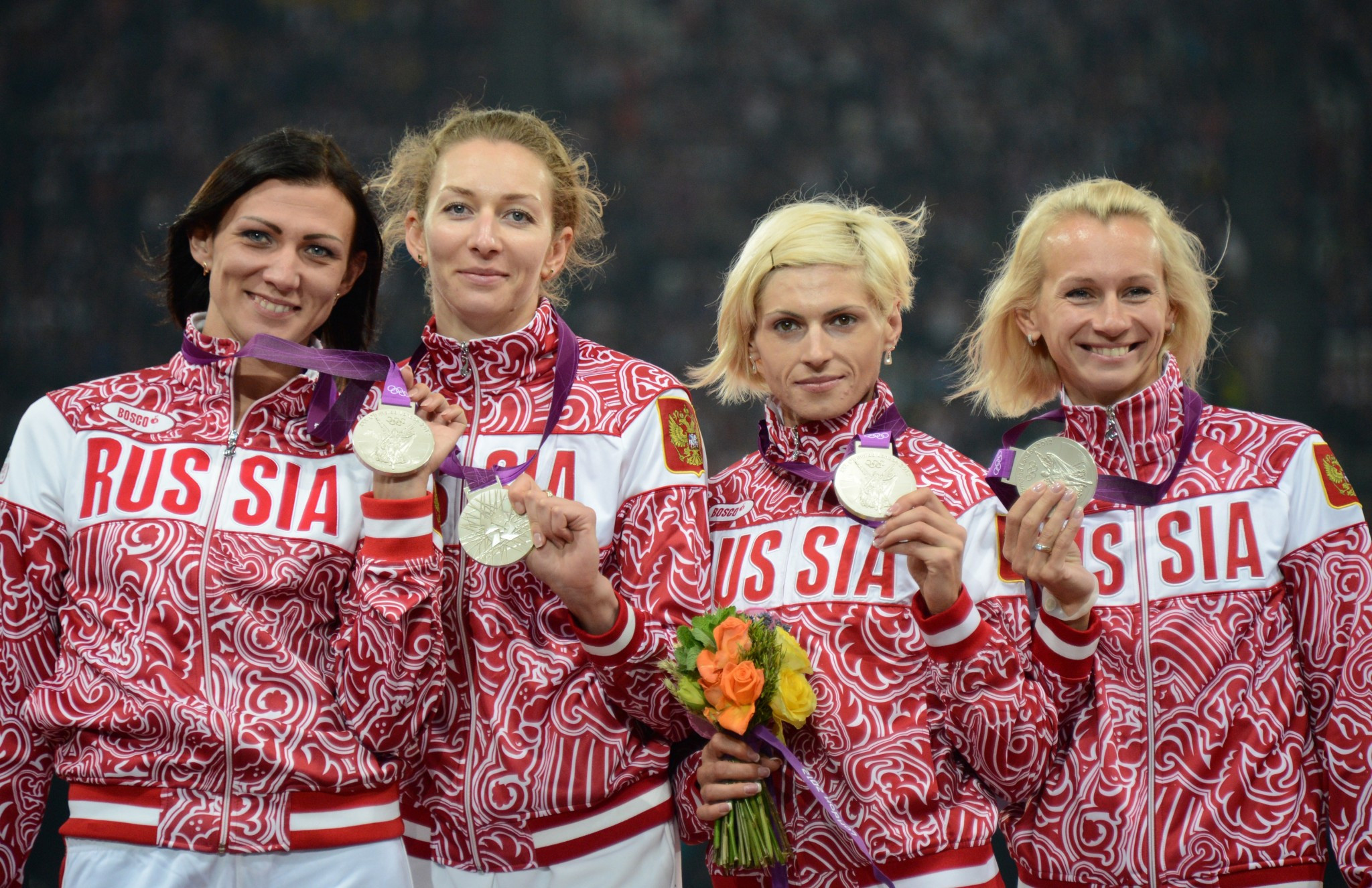 Russian athletes stripped of their Olympic medals by the IOC over anti-doping rule violations are reluctant to return them, according to a leading official ©Getty Images