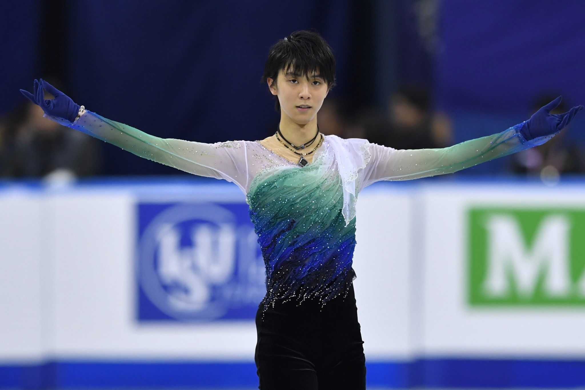 Videos featuring figure skater Hanyu performing off-ice reach one million views
