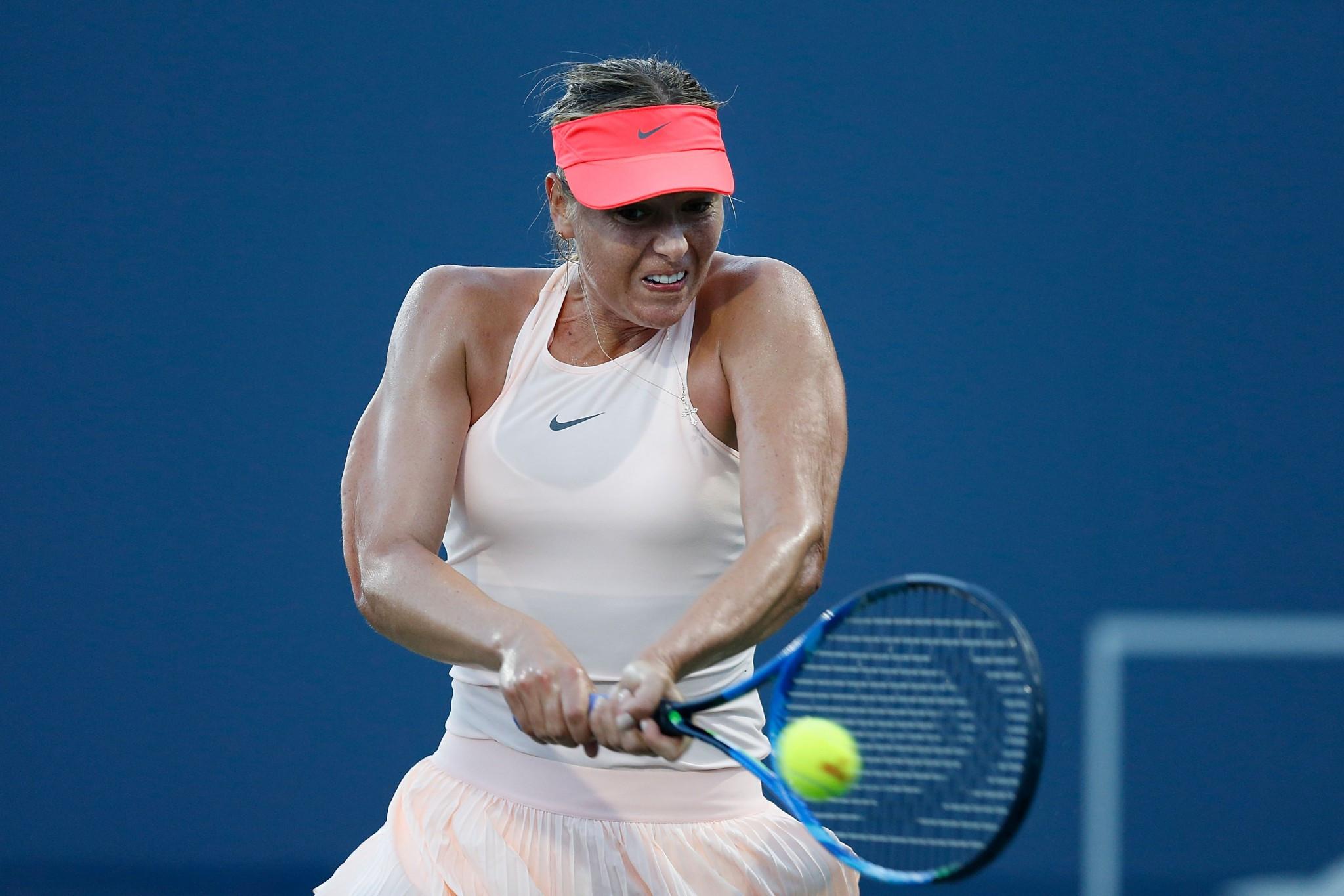Sharapova awarded wildcard for US Open
