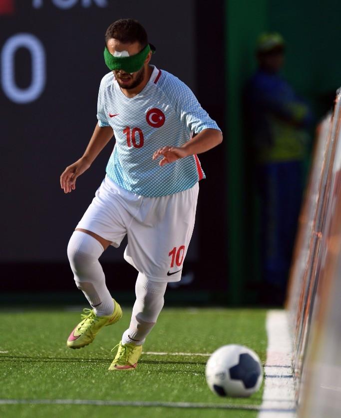 Turkey bid to defend IBSA European Football Championships title