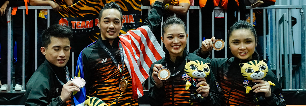 Hosts Malaysia claimed three of the five wushu gold medals on offer as action continued today at the Southeast Asian Games in Kuala Lumpur ©Kuala Lumpur 2017
