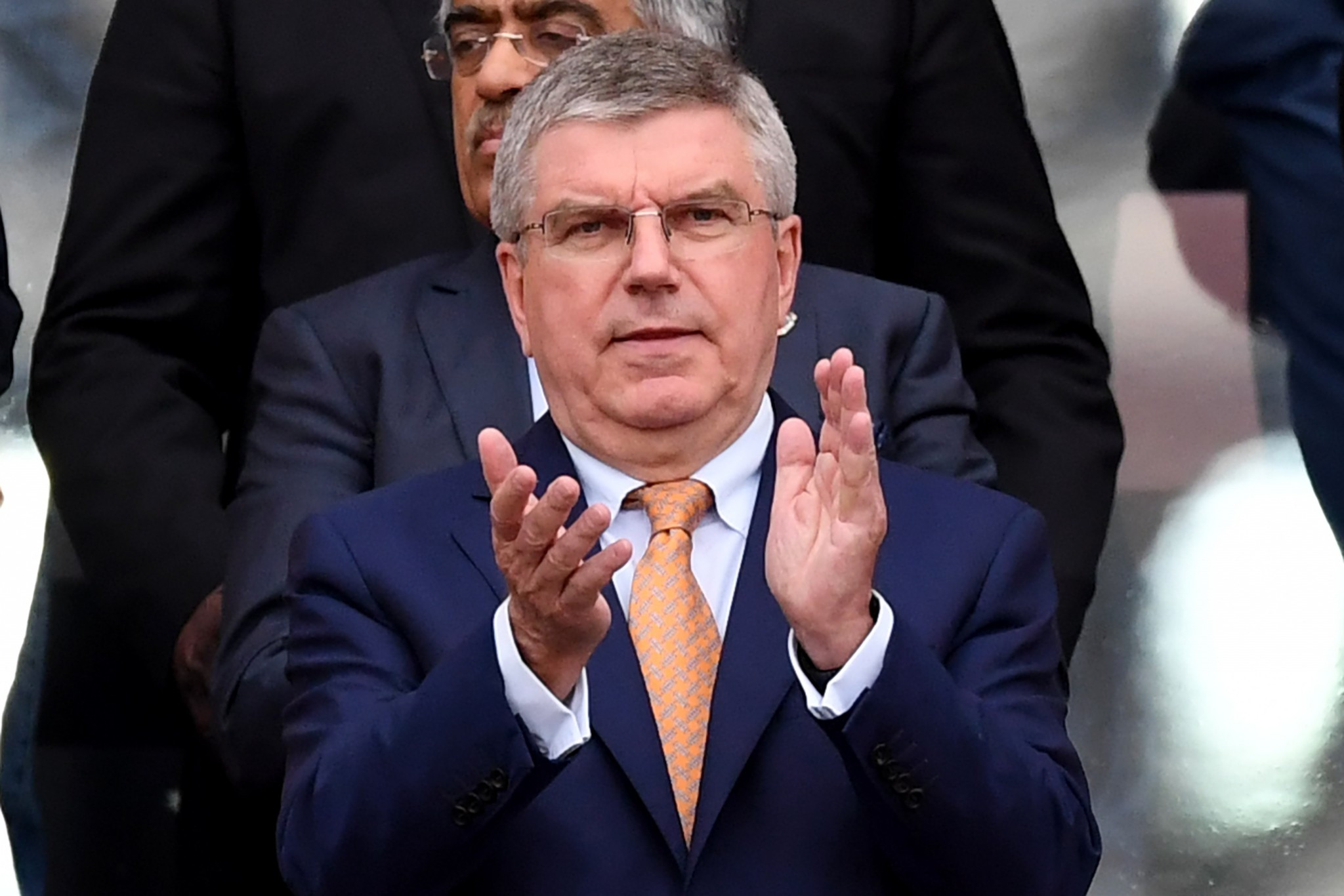 Thomas Bach has spoken of distributing 90 per cent of IOC recognition ©Getty Images
