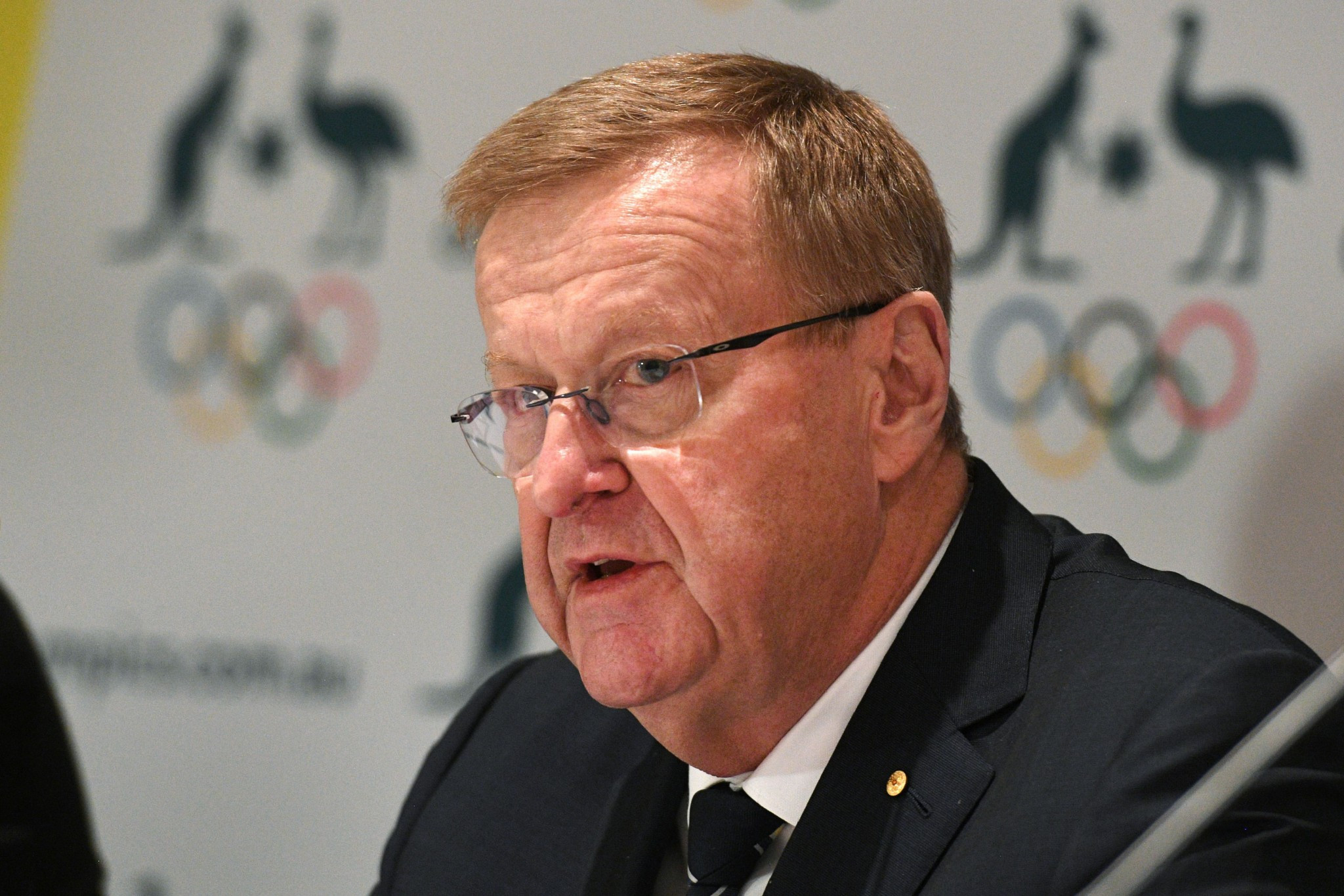 John Coates has insisted he will continue as AOC President ©Getty Images