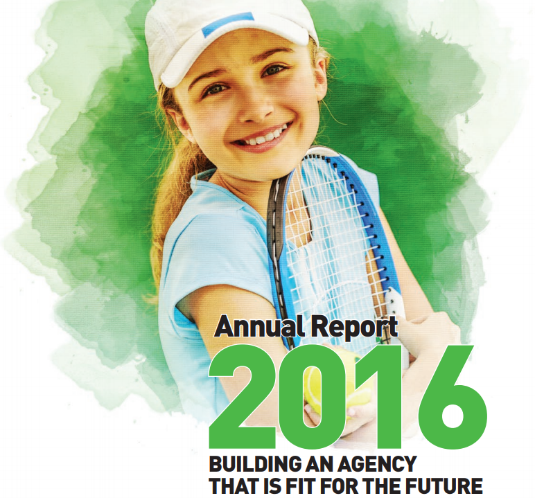 WADA have released their annual report for 2016 ©WADA