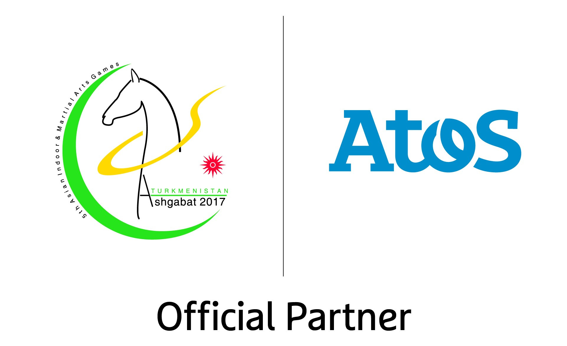 Ashgabat 2017 has announced that Atos has signed up as an official partner of the Asian Indoor and Martial Arts Games ©Ashgabat 2017