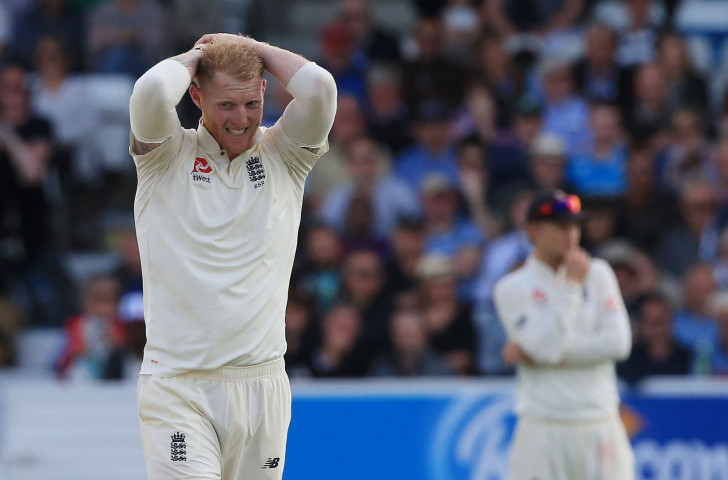 Test reprimand means England's Stokes is on brink of ban