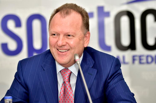 SportAccord Convention heading for Moscow and Saint Petersburg
