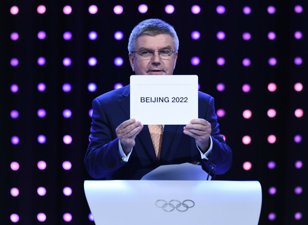 Beijing beat Almaty in the race to host the 2022 Winter Olympics and Paralympics by a slender margin of four votes
