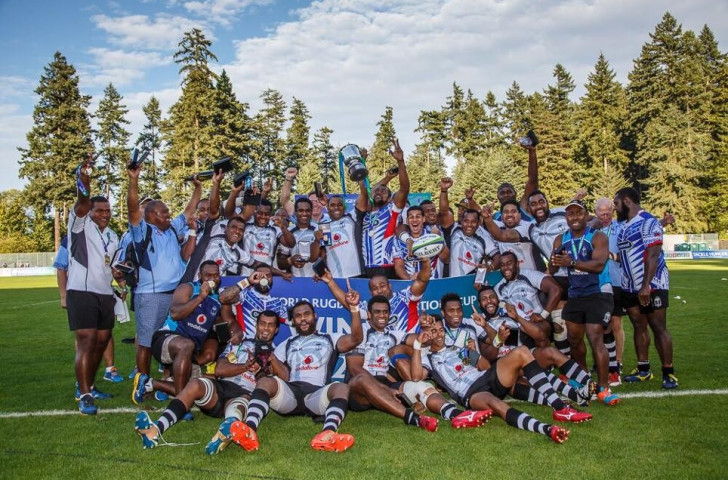 Fiji claim second Pacific Nations Cup title with thrilling win over Samoa as Rugby World Cup draws closer