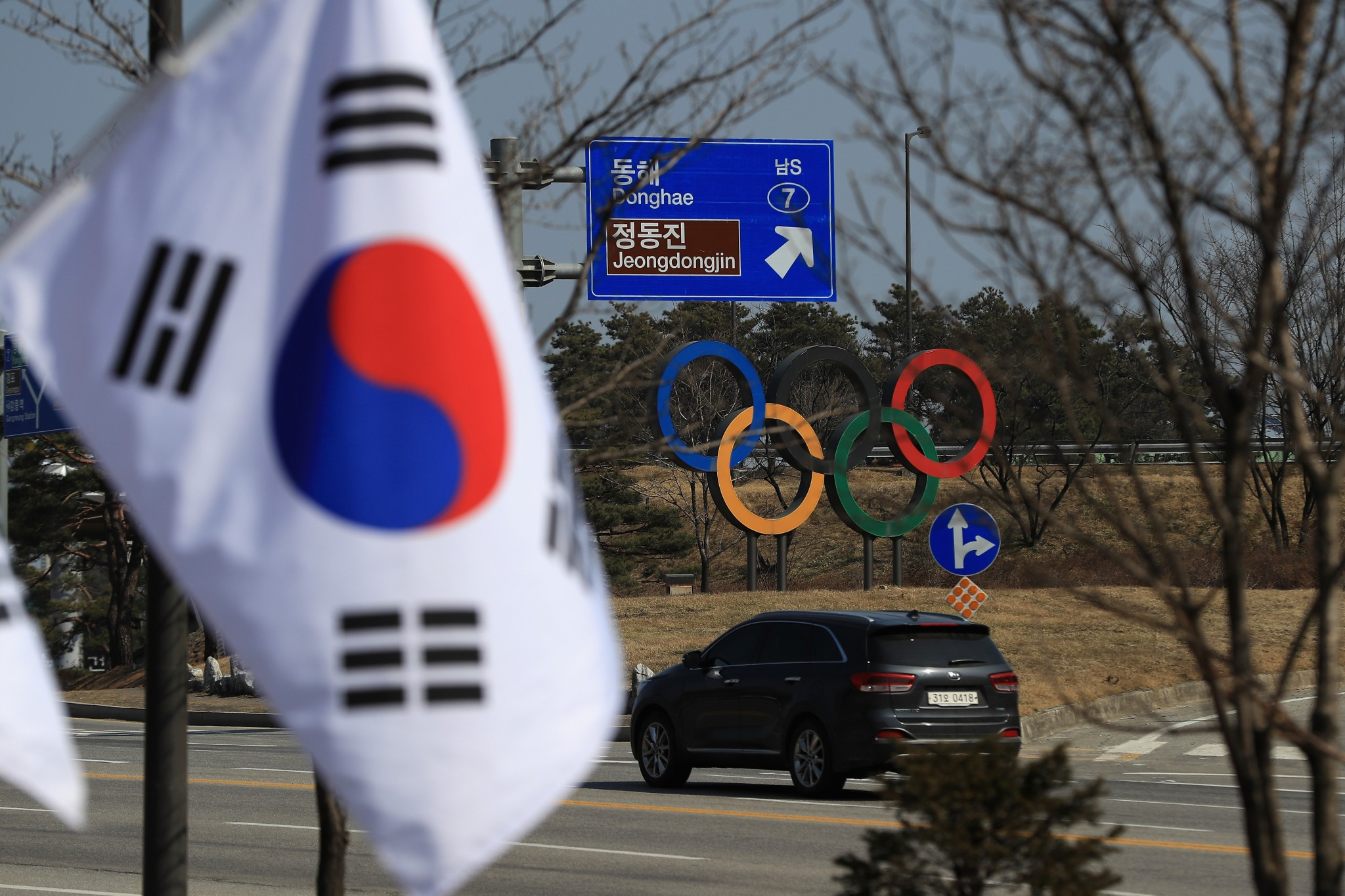 Russia still faces the prospect of missing the 2018 Winter Olympics and Paralympics in South Korea ©Getty Images