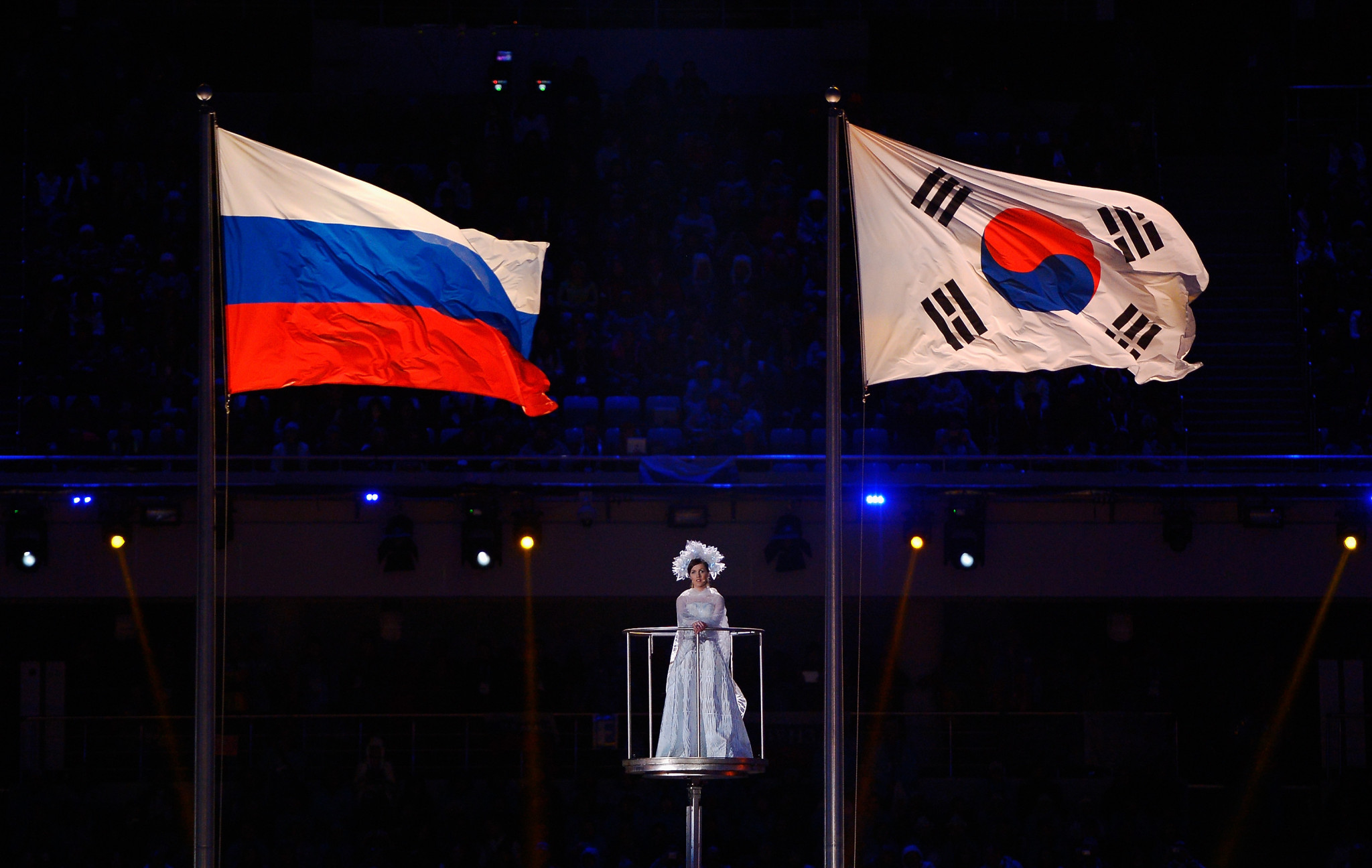 Russian athletes will be able to compete as neutrals qualification events for Pyeongchang 2018 ©Getty Images