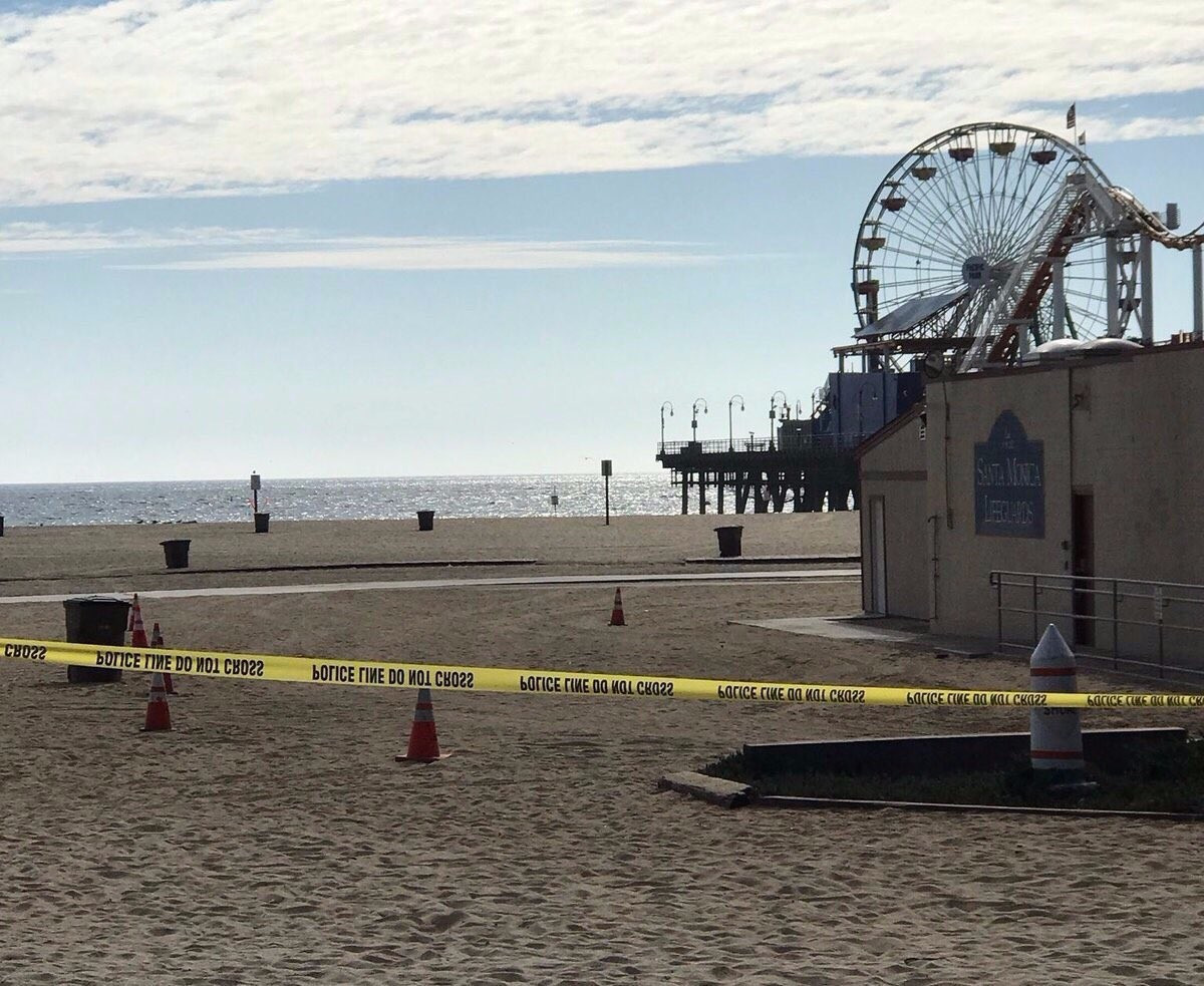 Site for proposed Los Angeles 2028 venues evacuated after bomb scare