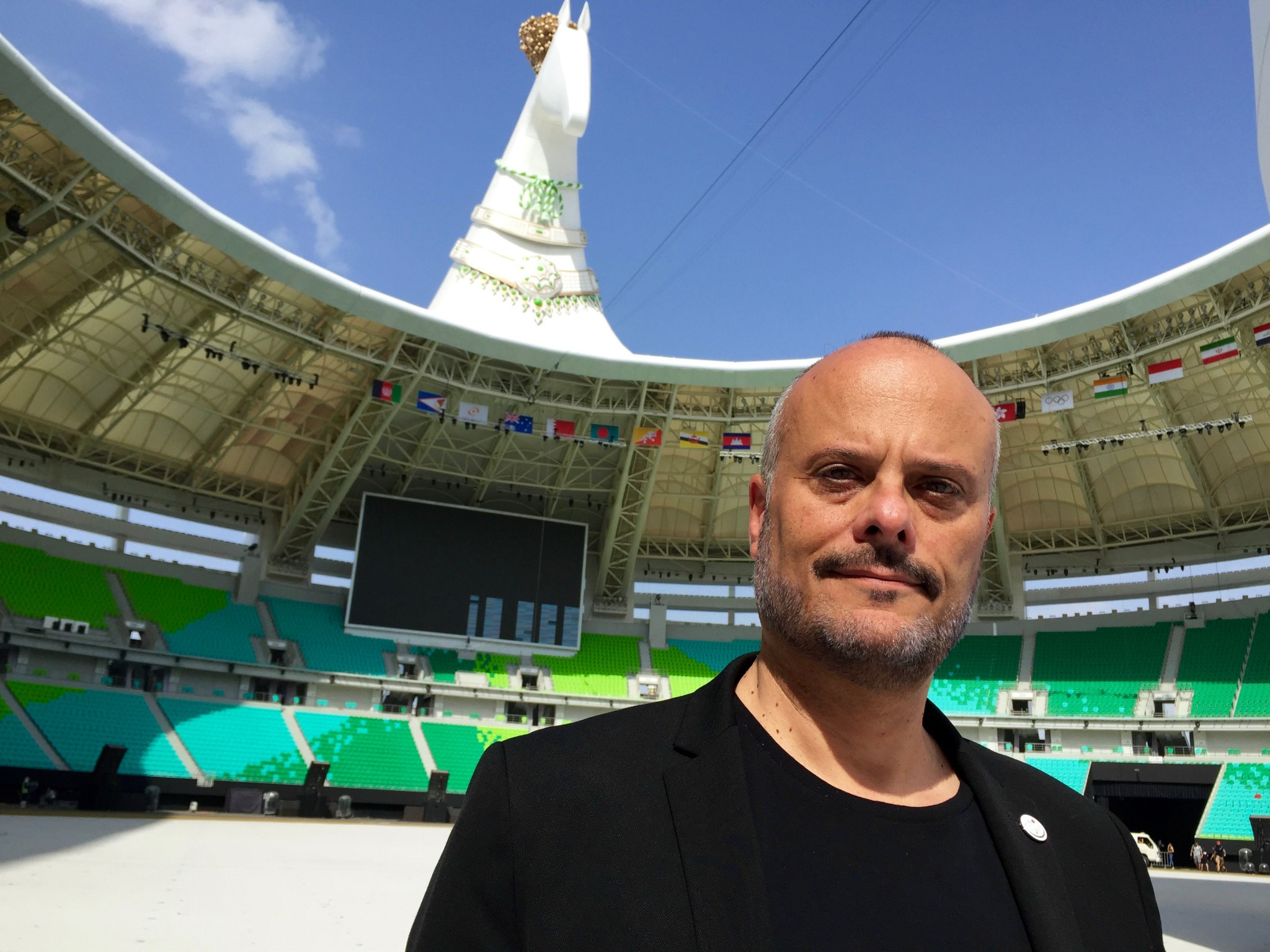 High expectations for Opening Ceremony of Ashgabat 2017