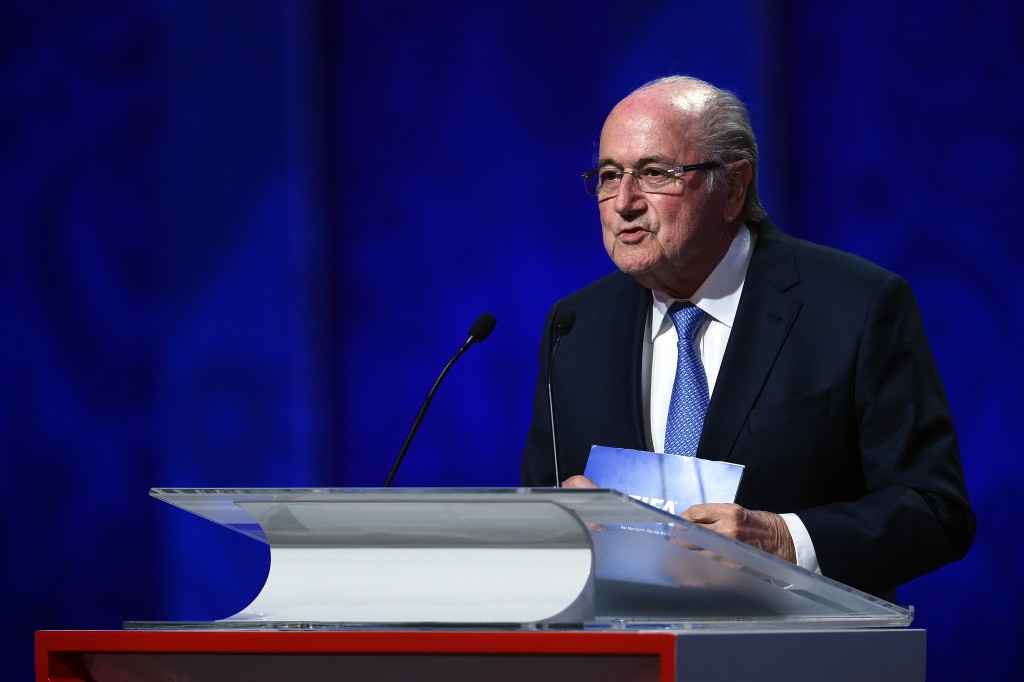 Sepp Blatter has insisted he will fight the allegations against him ©Getty Images