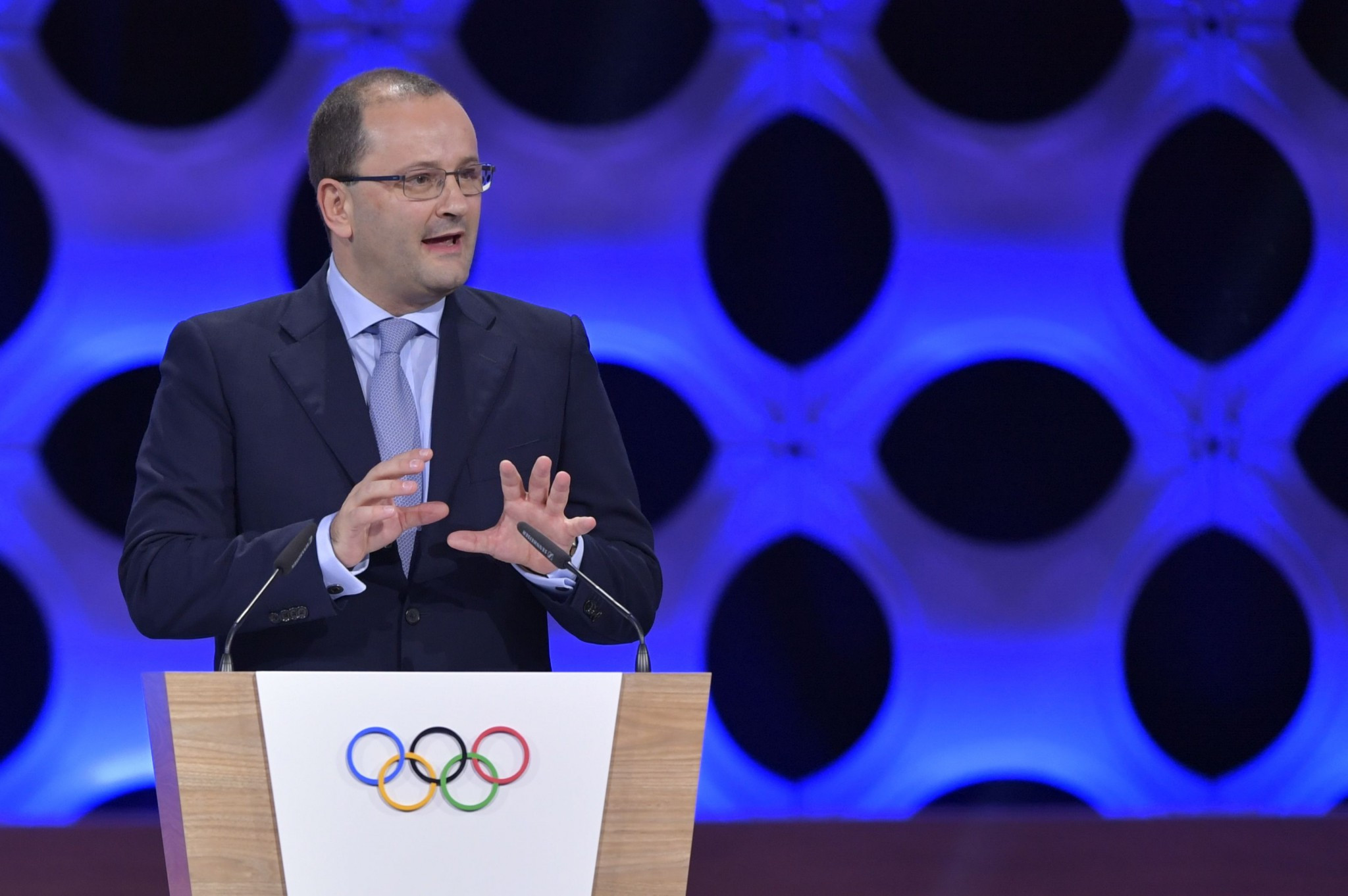 Baumann claims changes to Winter Youth Olympic Games will not have negative effect on Lausanne 2020