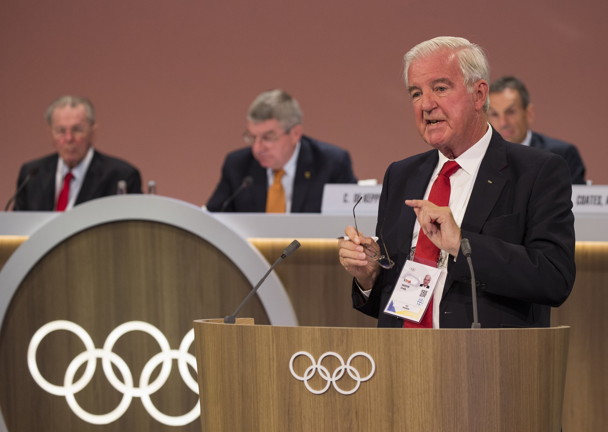 Russia's chances of escaping a blanket ban from Pyeongchang 2018 have grown increasingly likely ©IOC