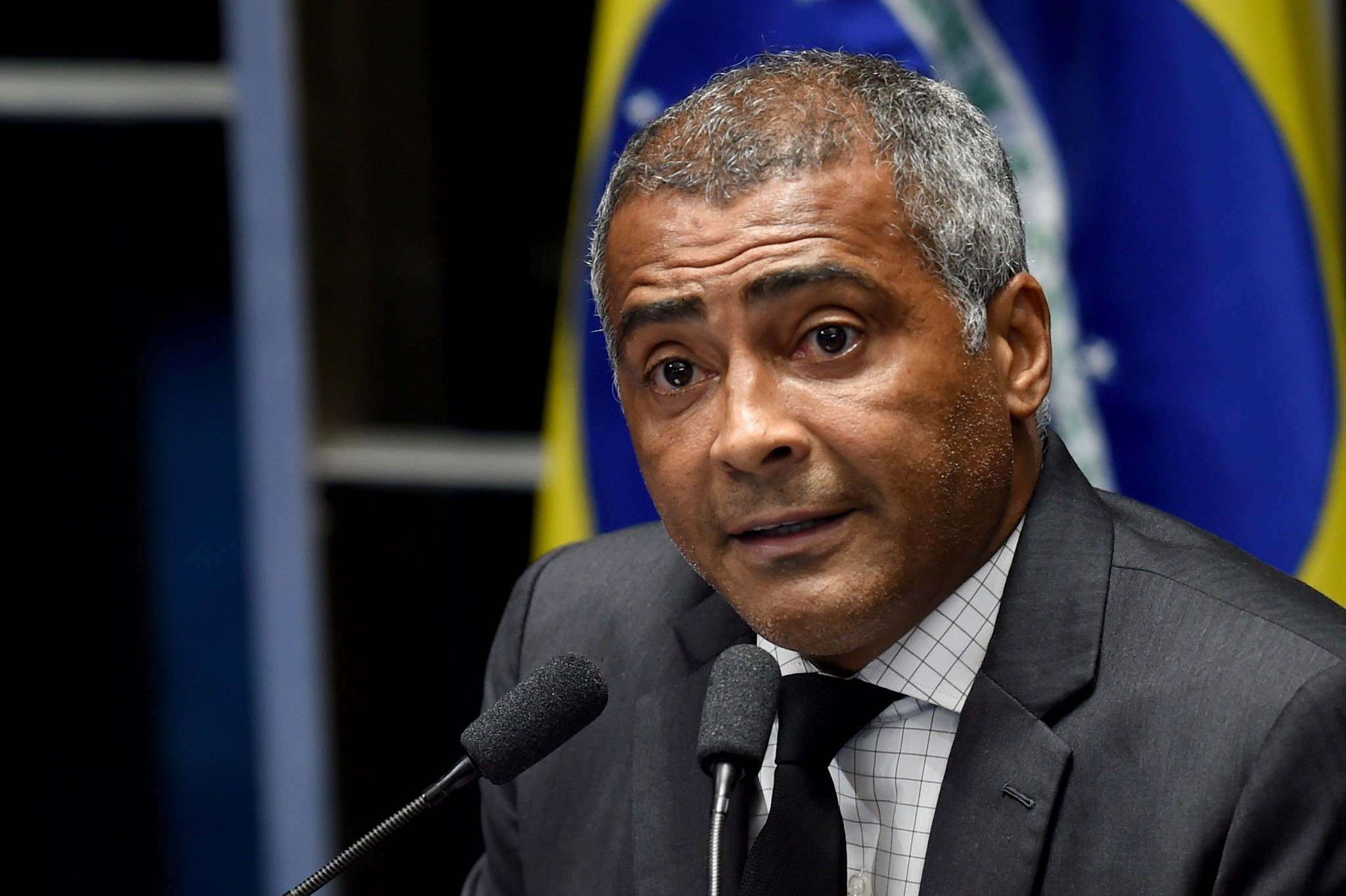 Romário has called for a Parliamentary Commission Inquiry to investigate Carlos Nuzman ©Getty Images