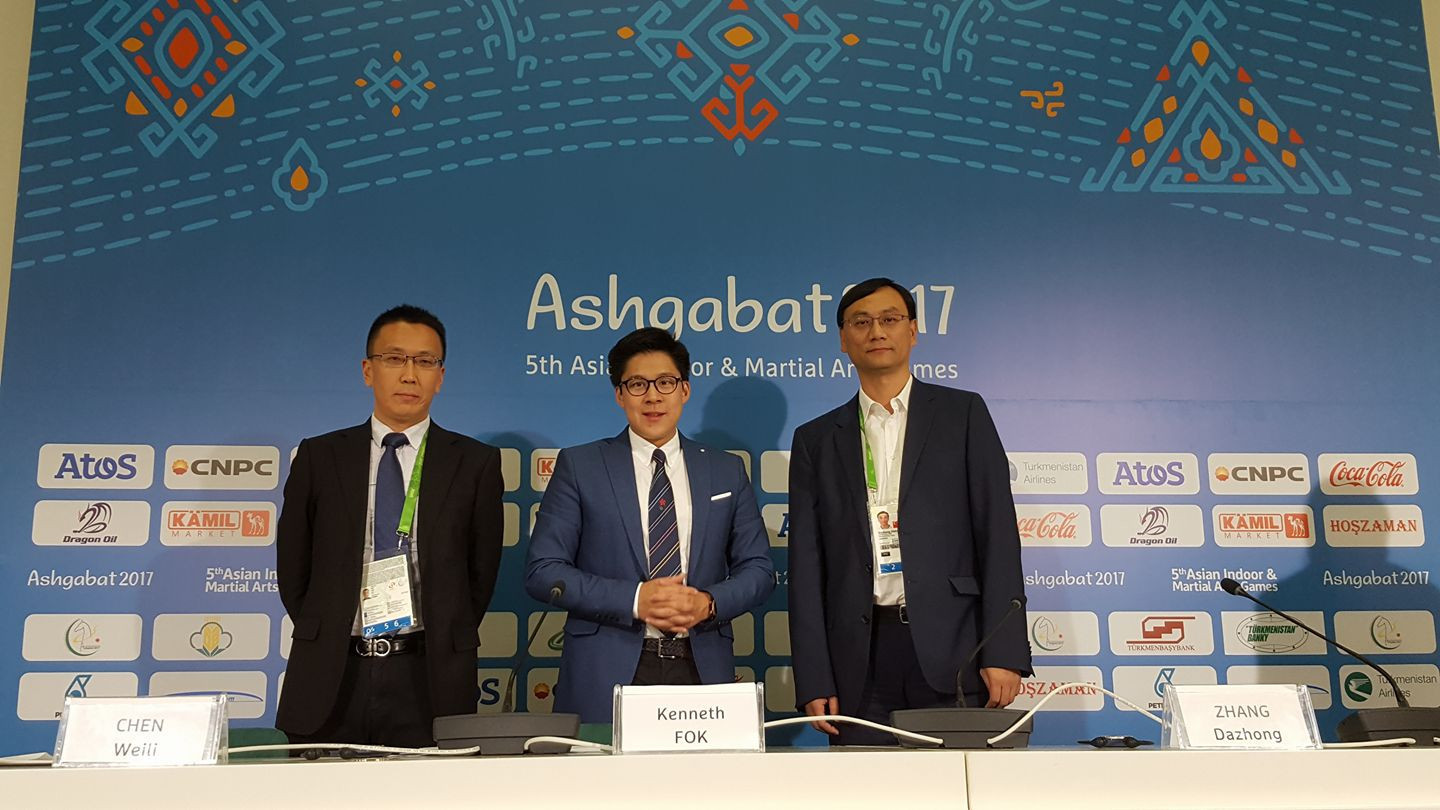 Kenneth Fok has targeted Olympic recognition for esports following his election today as the President of the Asian governing body ©ITG