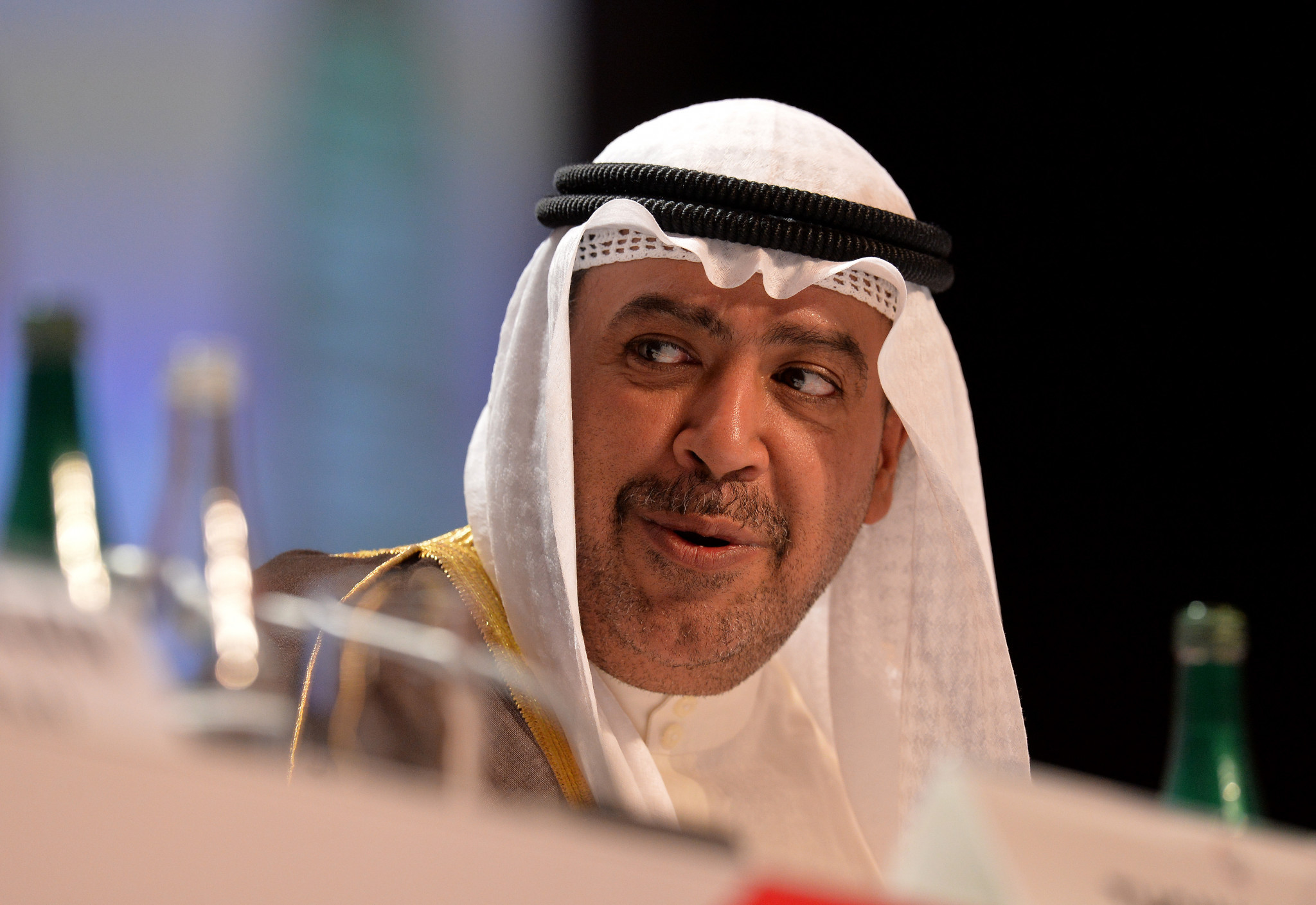 OCA President Sheikh Ahmad Al-Fahad Al-Sabah warned yesterday that the growth in popularity of esports cannot be ignored ©Getty Images