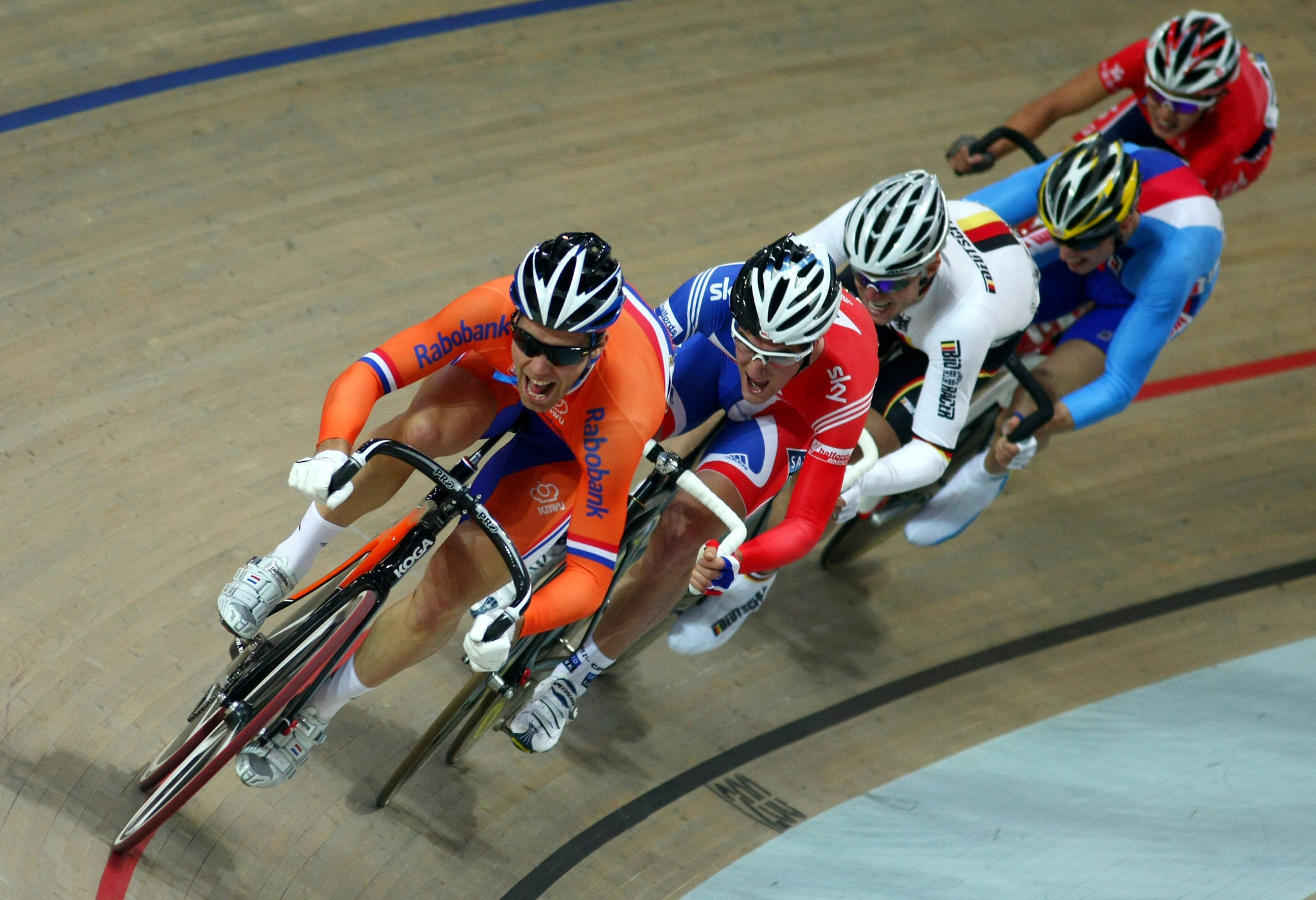 Pruszkow will host the World Track Cycling Championships for the first time in a decade in 2019 ©Getty Images
