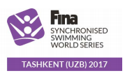 The seventh and final stage of the FINA Synchronised Swimming World Series begins tomorrow ©FINA