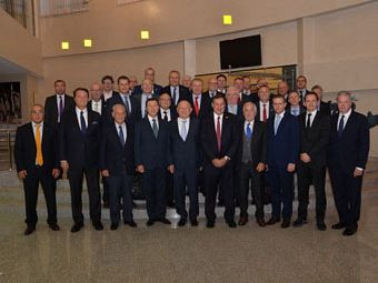 European Olympic Committees Coordination Commission begin first Minsk 2019 visit