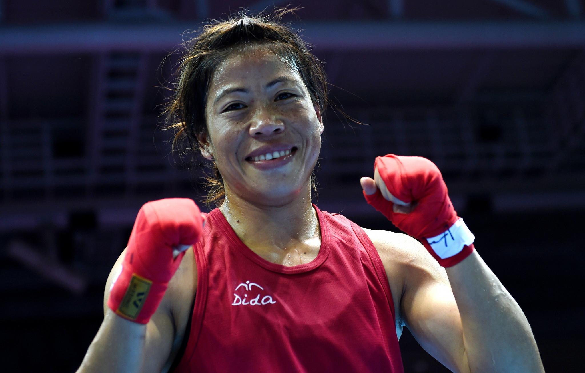 Boxing world champion Kom to step up Tokyo 2020 preparations at national camp
