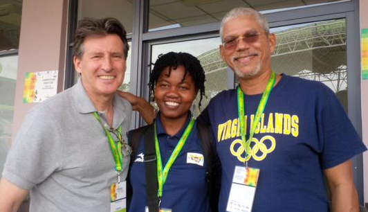 Sebastian Coe hopes more countries will benefit from the Olympic Athletics Dividend after a number of nations agreed to give up their share or reinvest it ©Sebastian Coe