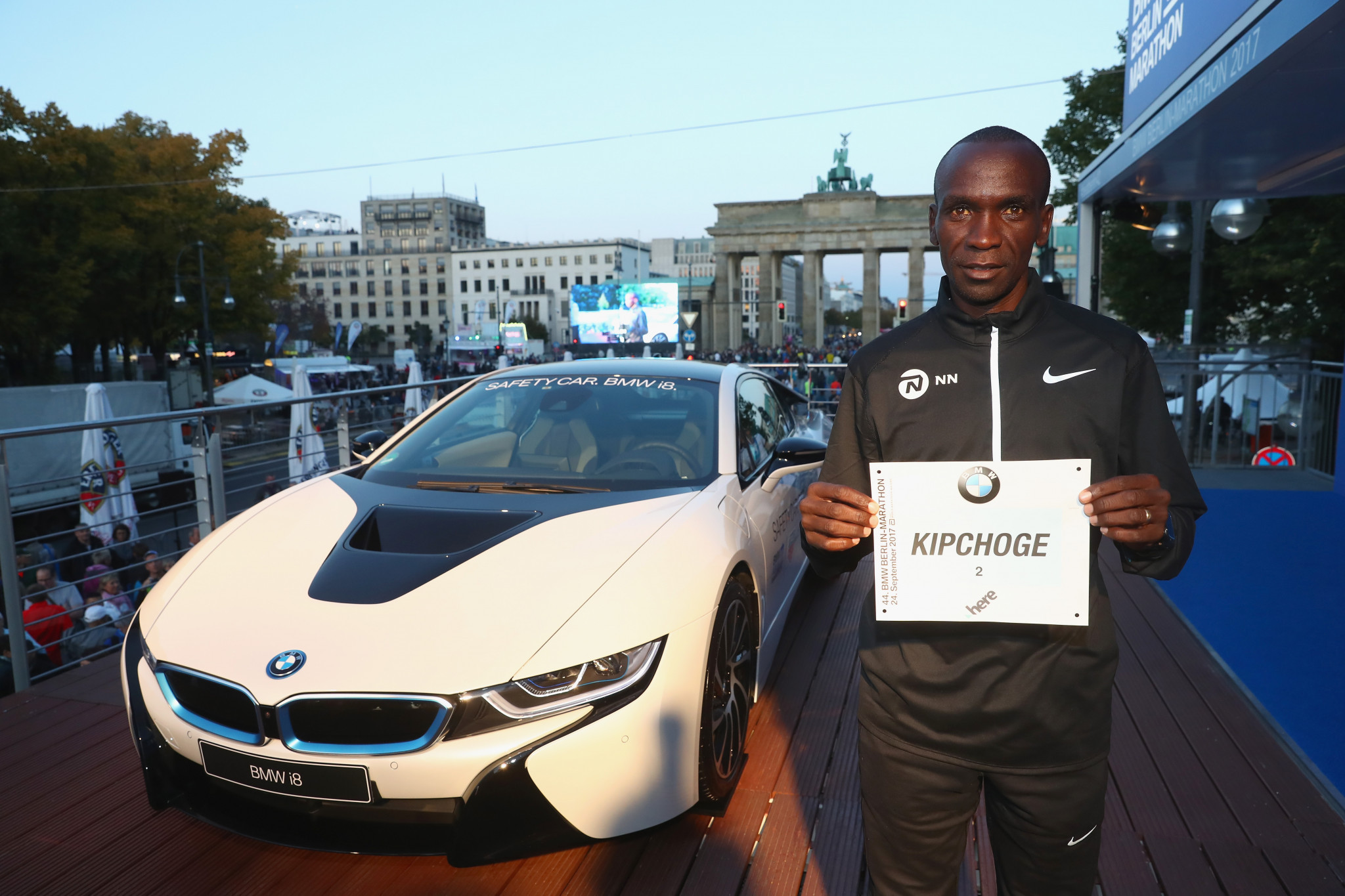 Kipchoge, Bekele and Kipsang converge for potentially epic Berlin Marathon race