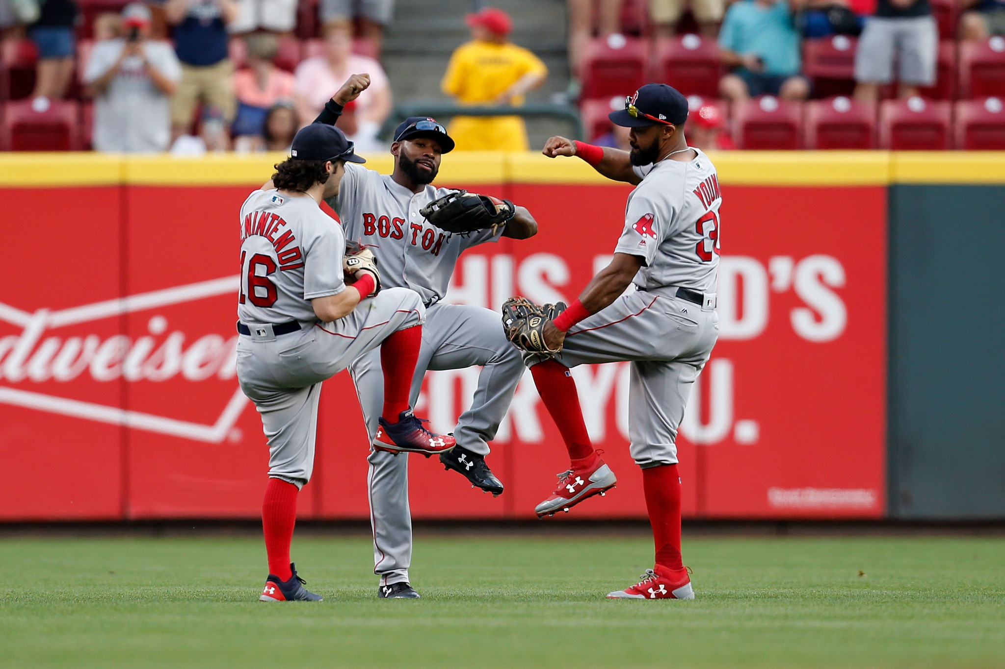 The Boston Red Sox are one of the most famous teams in the MLB ©Getty Images