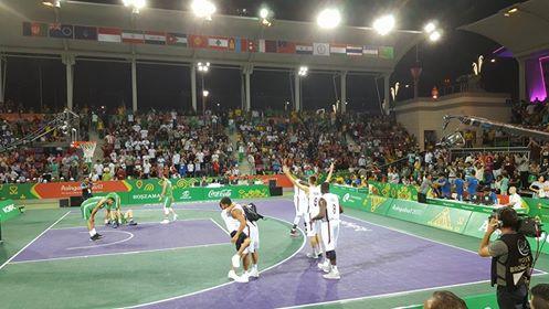 Qatar cruise to 3x3 basketball success at Ashgabat 2017