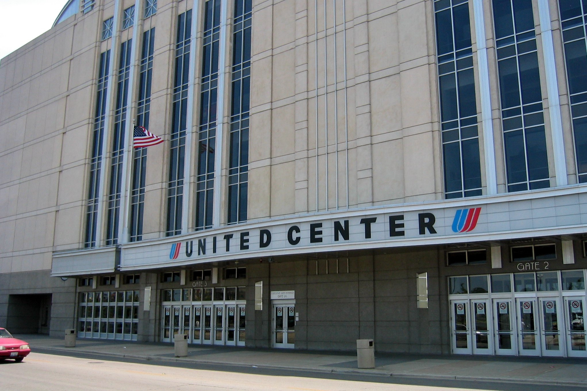 The United Center in Chicago will host the Laver Cup in 2018 ©Wikipedia