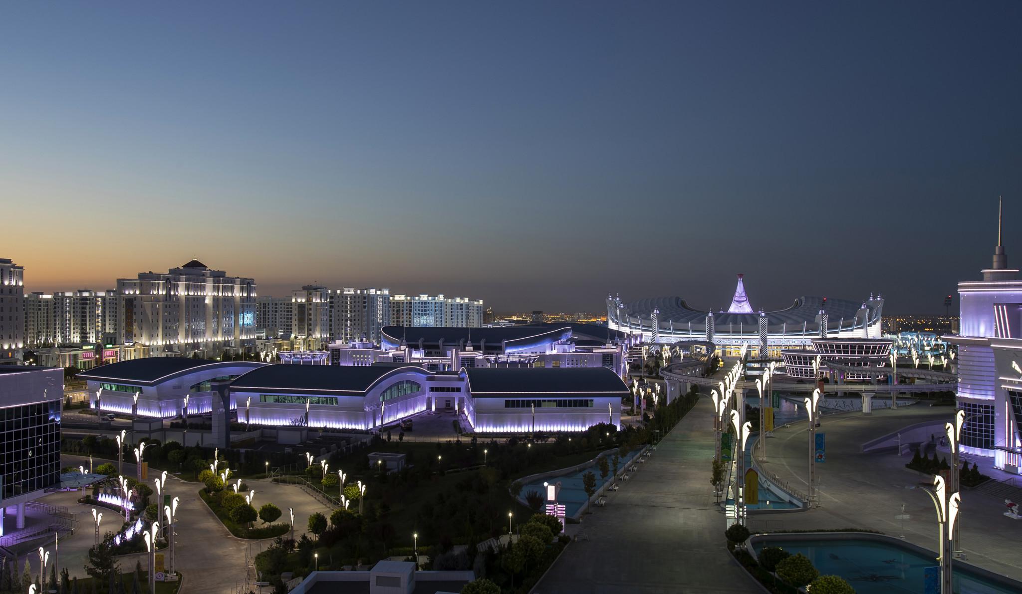 Tomorrow will see the last day of competition held at Ashgabat 2017 ©Ashgabat 2017/Angelos Zymaras/Laurel International Management