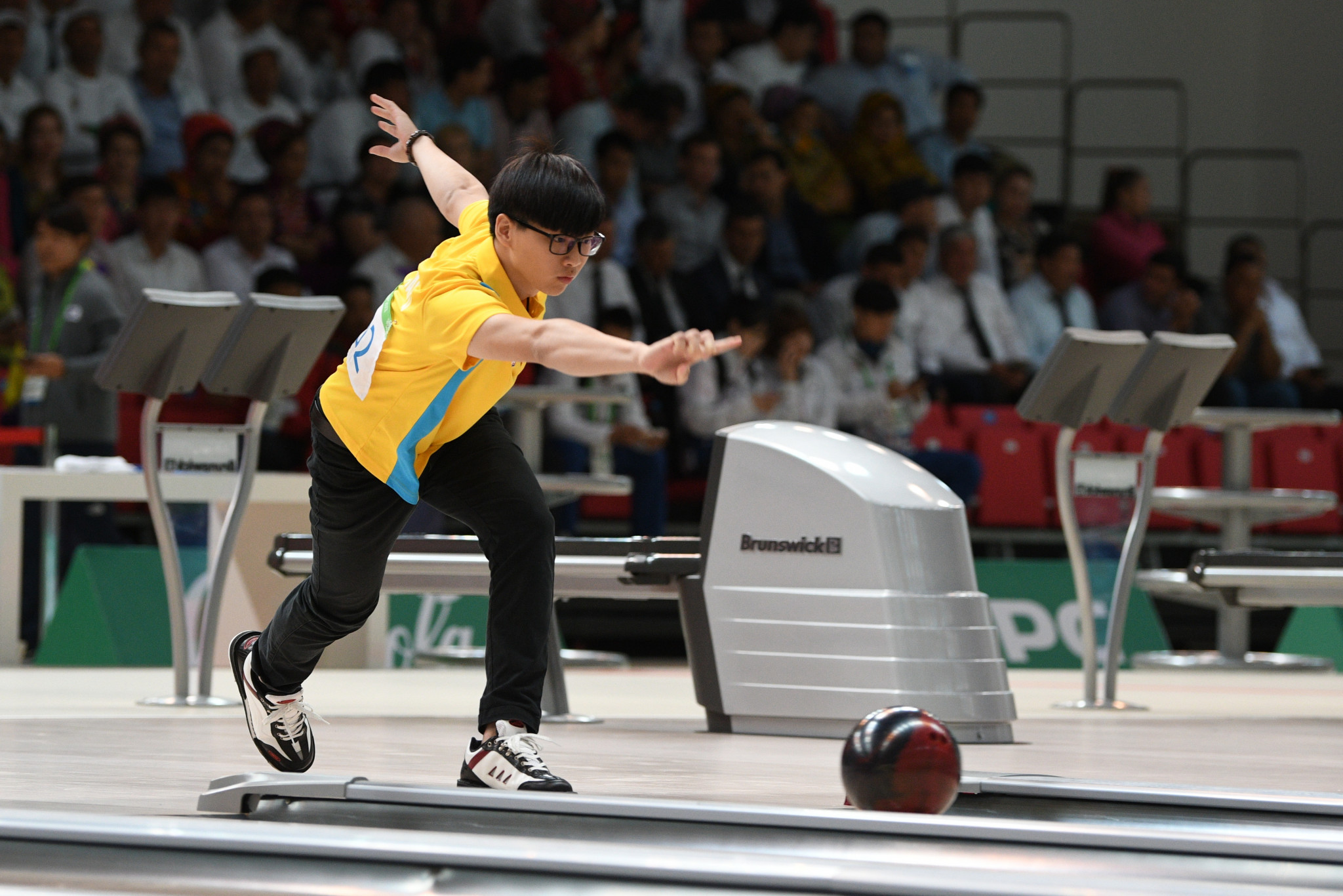 Chinese Taipei capture first AIMAG men's team of four bowling title as Ashgabat 2017 action concludes