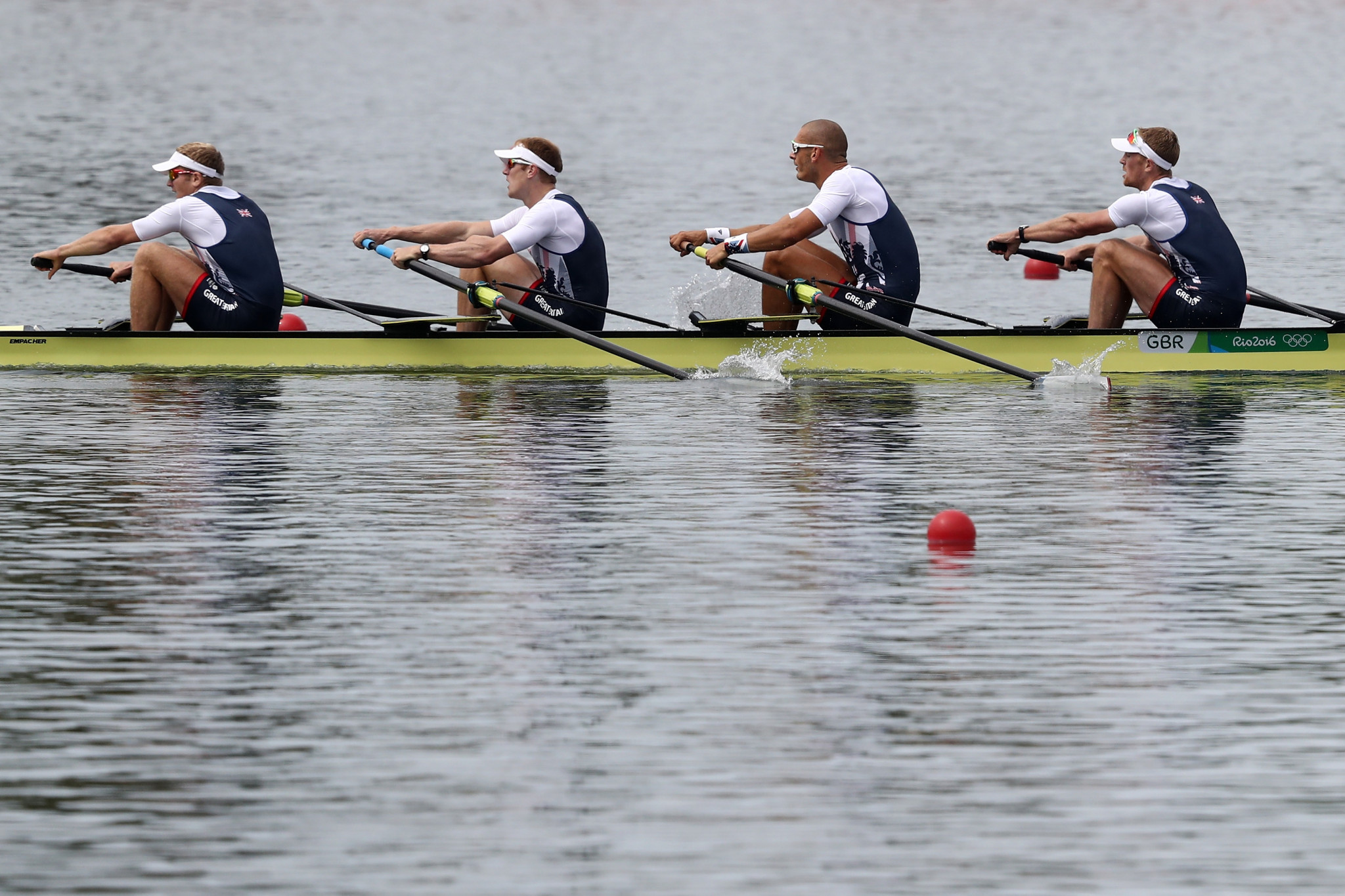 British four reach world rowing final in Florida despite late medical substitution