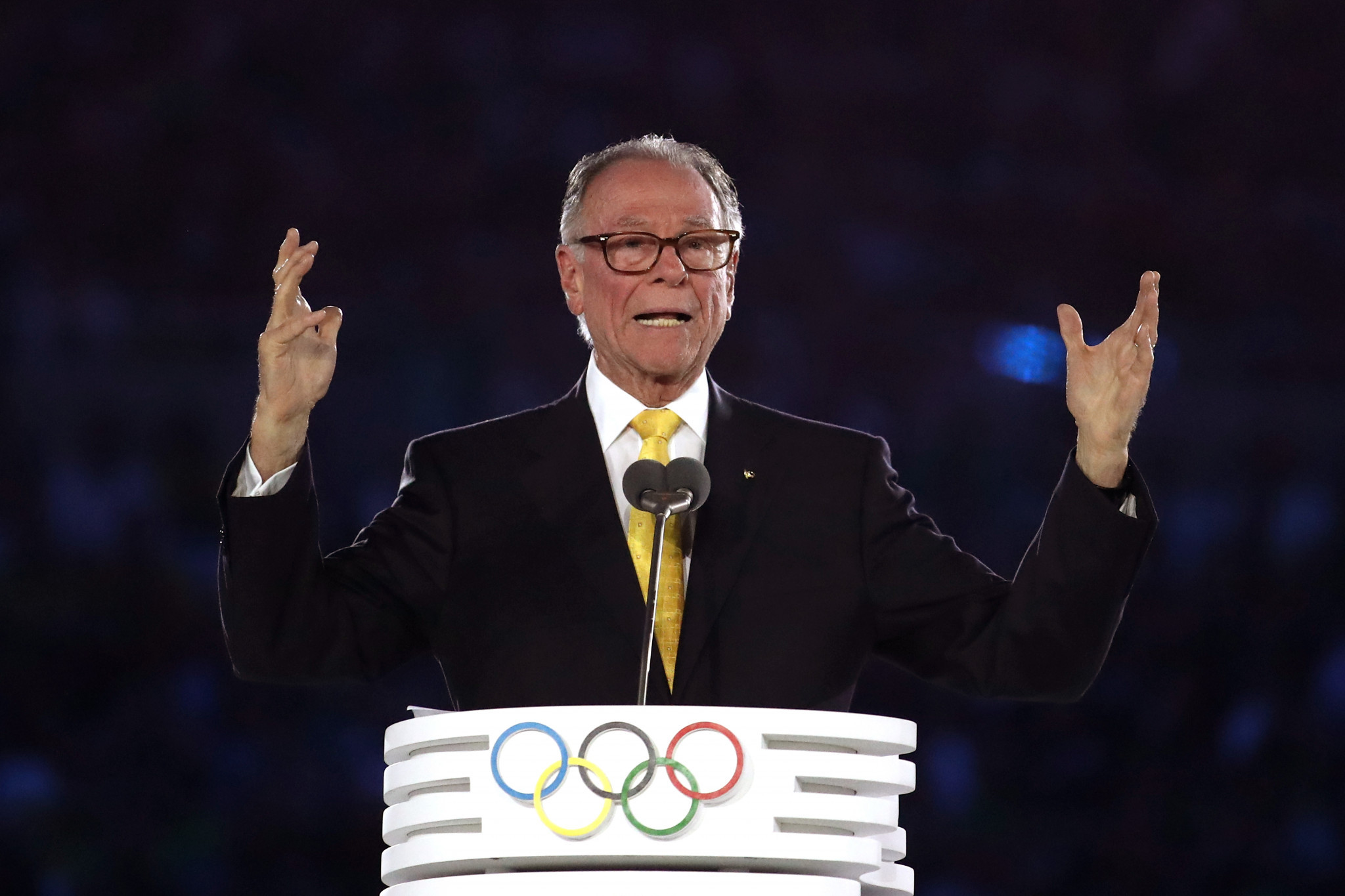 Rio 2016 President Carlos Nuzman was implicated in a Brazilian investigation last month ©Getty Images