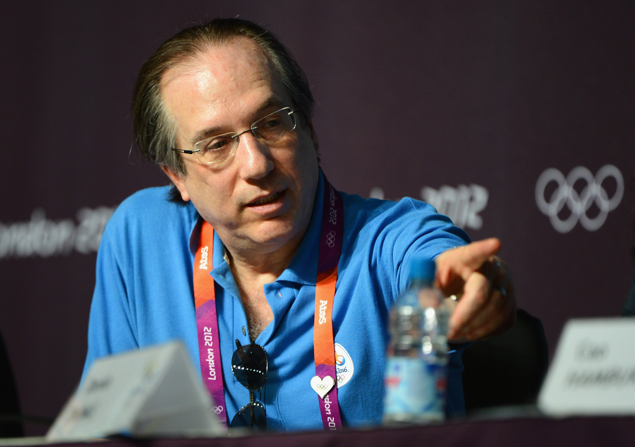Rio 2016 President Carlos Nuzman and right-hand man Leonardo Gryner met with a businessman at the centre of the vote-buying scandal less than a month before the Brazilian city was awarded the 2016 Olympic and Paralympic Games ©Getty Images