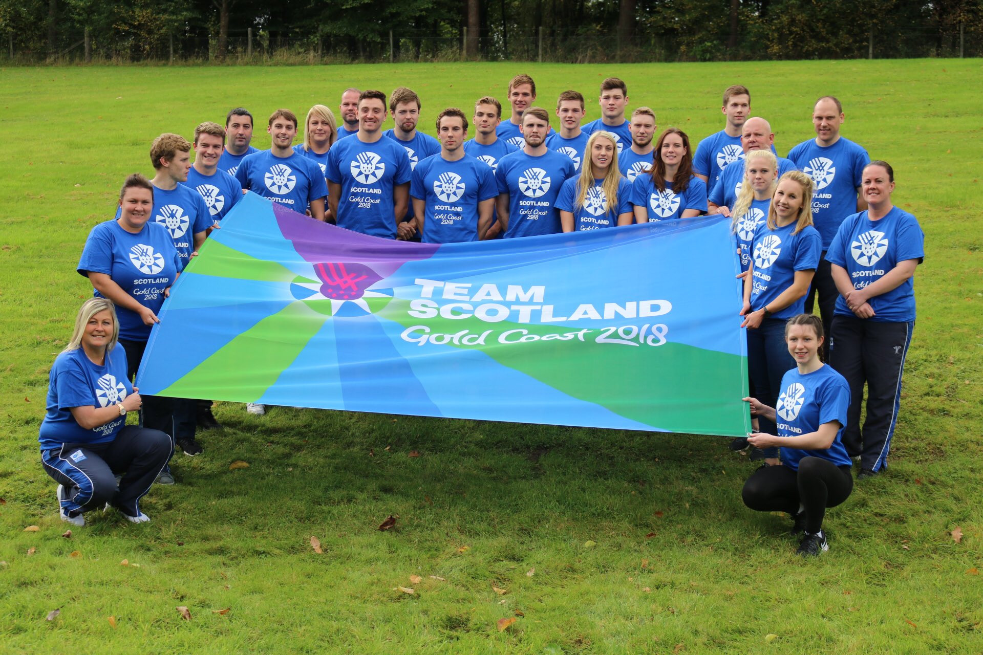 Scotland name 31 swimmers and bowlers to compete at Gold Coast 2018