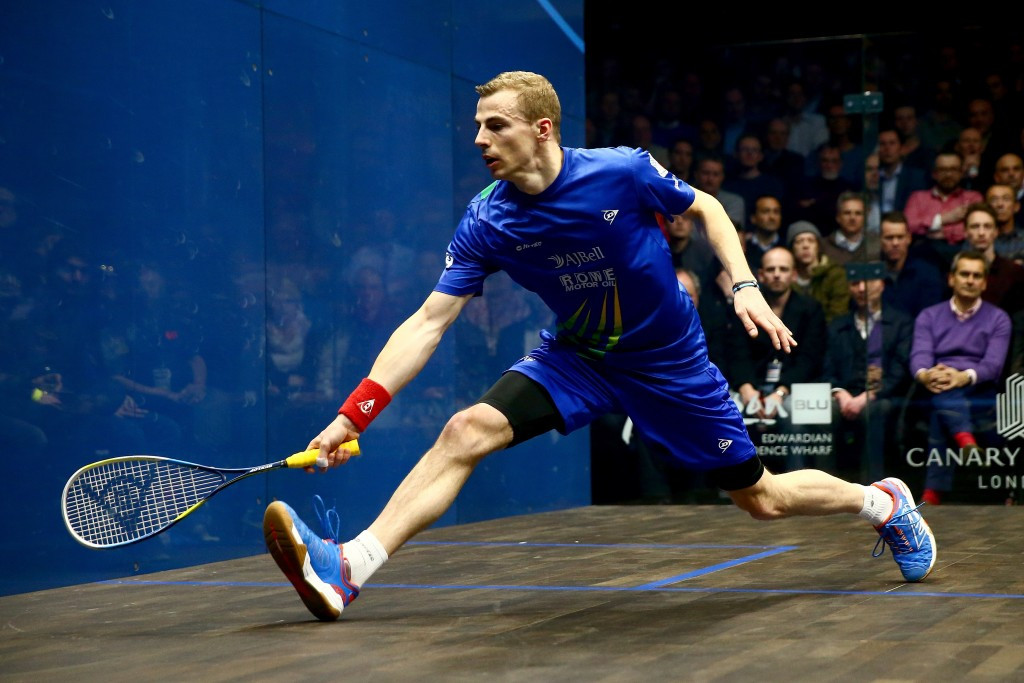 Squash is one of eight sports vying for inclusion on the Tokyo 2020 Olympic programme